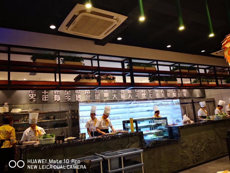 重庆火锅加盟店厨房需要多大?