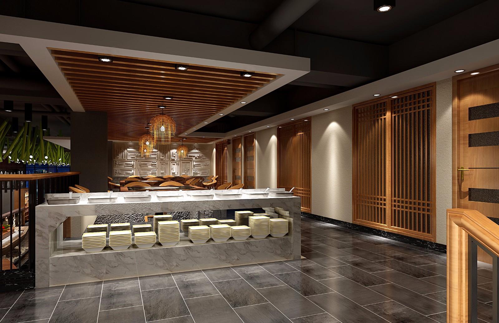 重庆火锅店装修风格如何选择?
