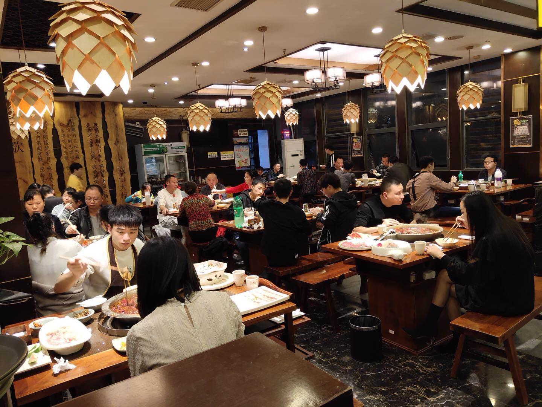 重庆火锅加盟的几个重大的好处_憨石匠鲜菜火锅加盟