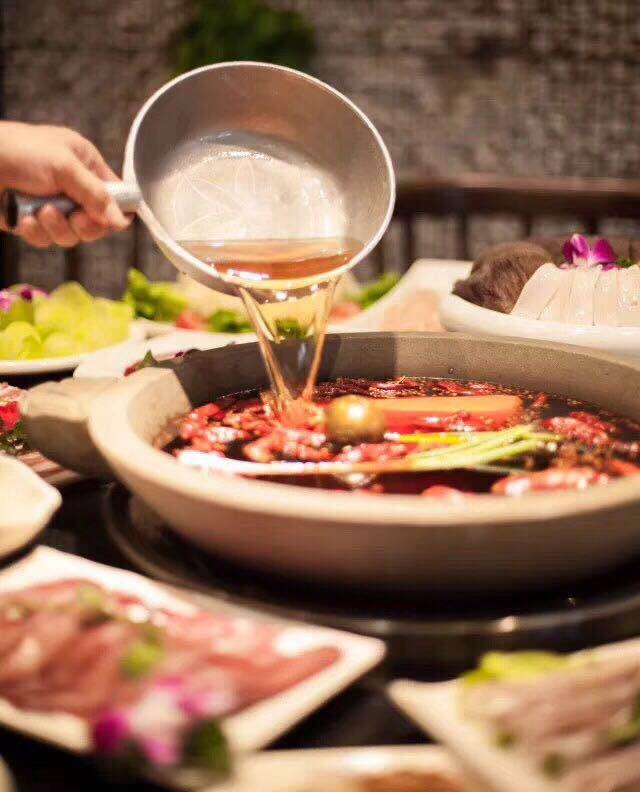 重庆火锅加盟店的特色